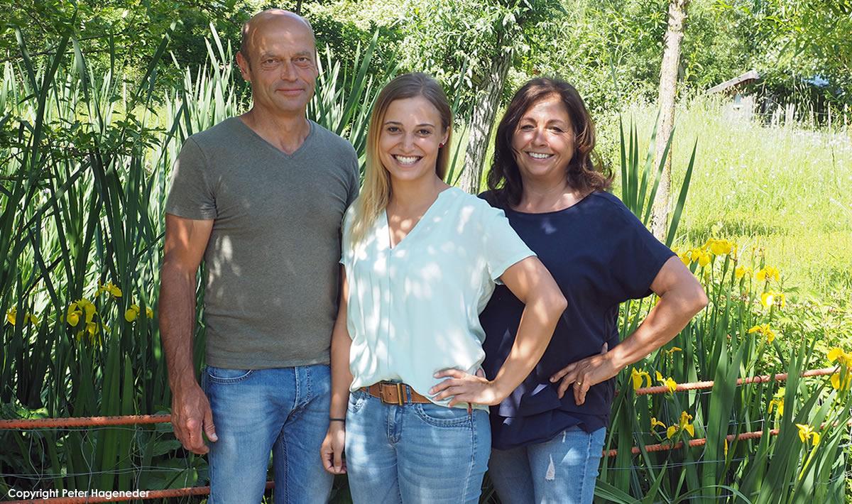 Familie Goldammer